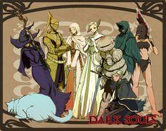 Resultado de imagen para gwynevere dark souls