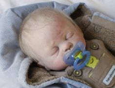 Reborn Baby Doll Boy Christopher Lucy Sculpt by Marissa May 20 Inch | eBay