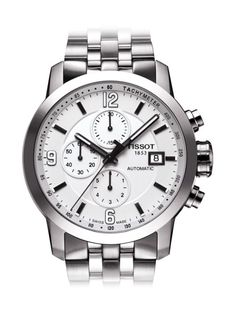 Looking for Tissot Automatic Chronograph Bracelet Watch, ? Check out our picks for the Tissot Automatic Chronograph Bracelet Watch, from the popular stores - all in one. Sport Watches, Cool Watches, Watches For Men, Mvmt Watches, Popular Watches, Tissot Prc 200, Shops, Swiss Army Watches, Beautiful Watches