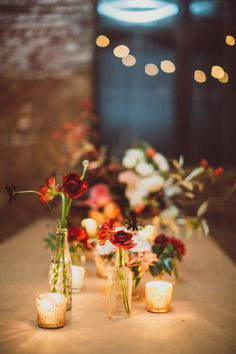 Urban New York Wedding Celebration at Greenpoint Loft - MODwedding