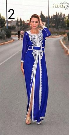 Moroccan kaftan