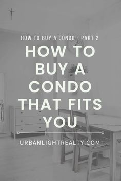 Are you buying a condo for the first time? Do you know how you should go about buying one that is a right fit for you? Are you a first time home buyer looking for some tips? If so, you want to read this post in addressing what first time home buyers should be doing as one of the first steps in the process in their search of their dream home. Repin and grab my free wants.vs.needs checklist designed for first time home buyers to find your fit #realestate #firstcondo #firsttimehomebuyer Buying A Condo, Home Buying, Buying Your First Home, Young Professional, Real Estate Tips, First Time Home Buyers, Real Estate Investing, Real Estate Marketing, Finding Yourself
