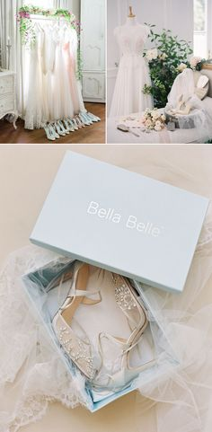 Ultra Romantic and Elegant Wedding Shoes for Every Bride – Bella Belle Shoes!