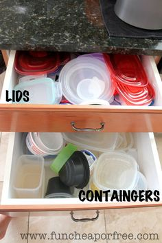 15 Clever organization solutions to make your life MUCH easier! - Fun Cheap or Free