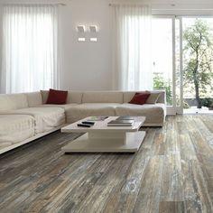 Boardwalk Atlantic City Wood Plank Porcelain Tile Floors Kitchen Flooring Granite