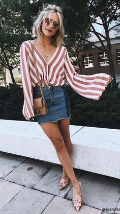 Heading out and exploring is always exciting, no matter what season it is! But summers throws one complication to we ladies, what to wear!! #shorts #outfits #summer #dress #summerdresses #summeroutfits #nicestyles
