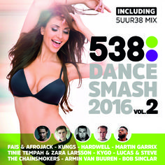 538 Dance Smash 2016 - Vol.2