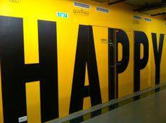 Stefan Sagmeister  Happy Show Paris CLLC