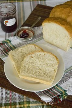 Homemade Newfoundland White Bread - Fluffy Recipe