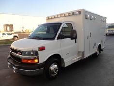 With the comfort of a car-like ride and a tight turning radius, Horton Emergency Vehicles' Type III #ambulances remain a popular choice in today's market. These van cutaway chassis offer a variety of headroom options and the ability to modify to suit your needs.