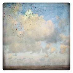 ciel 2 (Landscape Photography -  Fine Art Print - Sky - Clouds -Ocean)
