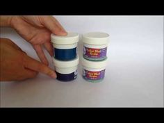 ▶ Resin Obsession colored epoxy resin - YouTube