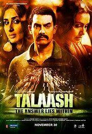 Watch Talaash (2012) Movie Stream - Watch Movie Online On your Pc