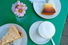 Köln: Carmelädchen.   coffee & cheesecake   Südstadt, Köln, Germany, Europe, Travel