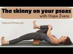 The skinny on your psoas - Core Functional Fitness