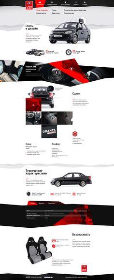 汽车网站设计,来源自黄蜂网http://woofeng.cn/