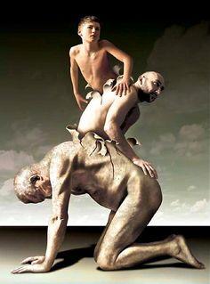 Encanto a la vista: el surrealismo de Igor Morski                                                                                                                                                     Más