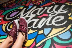 Campanha Mary Jane. Criada por Gampi. #ad #print #campanha