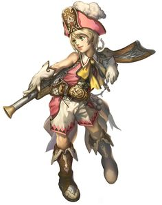 Mary Murphy from Dragoneer's Aria