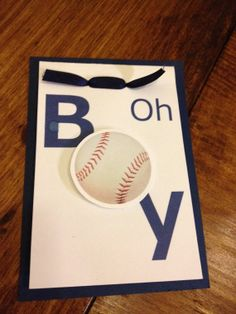 Sports Themed Baby Shower Invitation by SouthernCharmTx on Etsy, $24.95