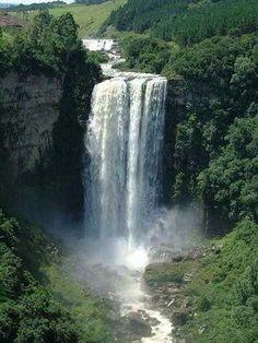 Karkloof Falls,Umgeni Valley Nature Reserve, KwaZulu Natal, South Africa