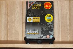 British Layer Cake/Snatch/Lock Stock and Two Smoking Barrels steelbook