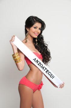 Miss Turismo Anzoategui 2013, Maria Bettyna Garcia, 17 años y 1,72 mts @mariabettynaGF