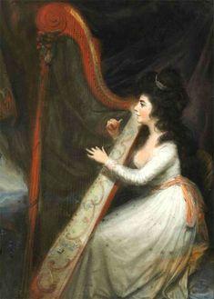 The Athenaeum - Portrait (Adélaïde Labille-Guiard - ) Impressionist Artists, Music Images, Old Paintings, Victorian Art, Detail Art, Old Art, Art Themes, Classical Music, Antique Art