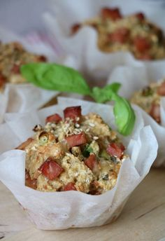 PRØVD - sunne matmuffins Breakfast Recipes, Snack Recipes, Cooking Recipes, Easy To Make Snacks, Norwegian Food, Vegetarian Recipes, Healthy Recipes, Healthy Food, Quick Meals