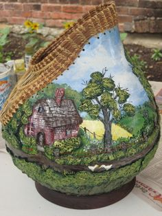 023 - Gourd Art Enthusiasts