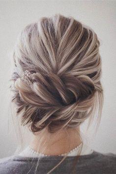 Braided Wedding Hair Ideas You Will Love ❤ See more: http://www.weddingforward.com/braided-wedding-hair/ #weddings