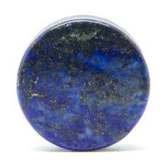 Lapis Lazuli Stone Plug | Plugs - Ear Gauges, Flesh Tunnels for Stretched Ears
