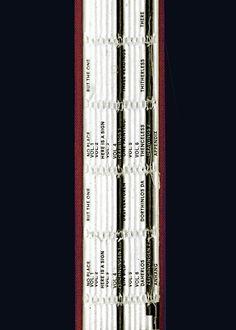 Valentin Hauri 1 B spine in general pattern? Book Binding Design, Book Cover Design, Editorial Layout, Editorial Design, Portfolio Design, Graphic Design Print, Graphic Designers, Publication Design, Book And Magazine
