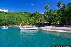 Anse Chastanet, St. Lucia