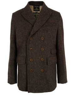 Nigel Cabourn Harris Tweed