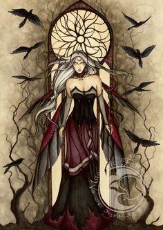 Jessica Galbreth - Dark Queen