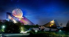La nouvelle boule du Futuroscope - Le making of