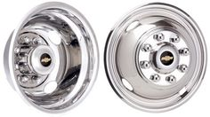 1990 - 2014 Chevy Chevrolet GM Licensed Wheel Simulators / Wheel Liners http://wheelcovers.com/products/1990-2014-chevy-chevrolet-gm-licensed-wheel-simulators-wheel-liners-16-stainless-steel-bolted-on.html