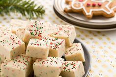 Our Gingerbread Fudge Tastes Like Christmas  - CountryLiving.com