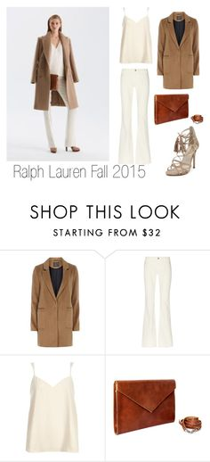 """""""Untitled #20"""" by guide2style on Polyvore featuring Ralph Lauren, Dorothy Perkins, MiH Jeans, River Island and Lipstik"""