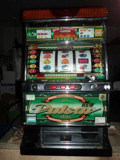 Olympia slot machine manual