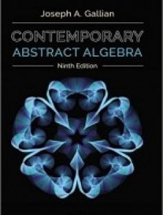 Elementary linear algebra 8th edition larson solutions manual test contemporary abstract algebra 9th edition pdf download http fandeluxe Images