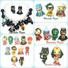 * * * ¡¡¡ Super héroes !!! * * *