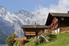 Berner Oberland.