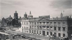 Catedral y Torre Latinoamericana