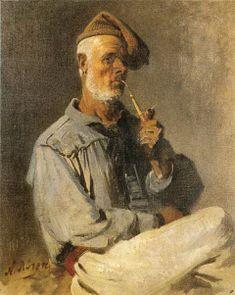Λύτρας Νικηφόρος – Nikiforos Lytras [1832-1904] | paletaart - Χρώμα & Φώς Europe, Painting, Art, Art Background, Painting Art, Kunst, Paintings, Performing Arts, Painted Canvas