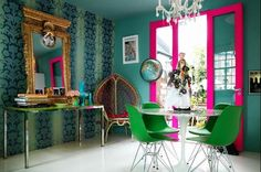 The Vibrant Designer Matthew Williamson