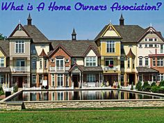 What is a condominium homeowners association? Here is your guide to understanding a condo homeowners association (HOA). Real Estate Articles, Real Estate Tips, Real Estate Rentals, Home Buying Tips, Home Repair, Condominium, Open House, My Dream Home, House Styles