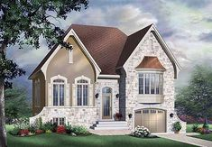 - 21454DR | 1st Floor Master Suite, CAD Available, Canadian, European, Metric, PDF | Architectural Designs