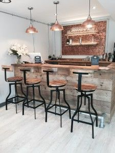 Best Of Free Standing Bar Counter